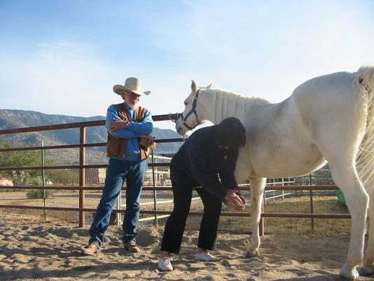 Miraval equine therapy - DO NOT OVERWRITE