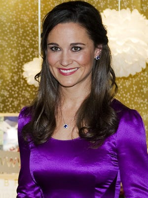 Party planner Pippa Middleton is going to write about entertaining for a monthly magazine.