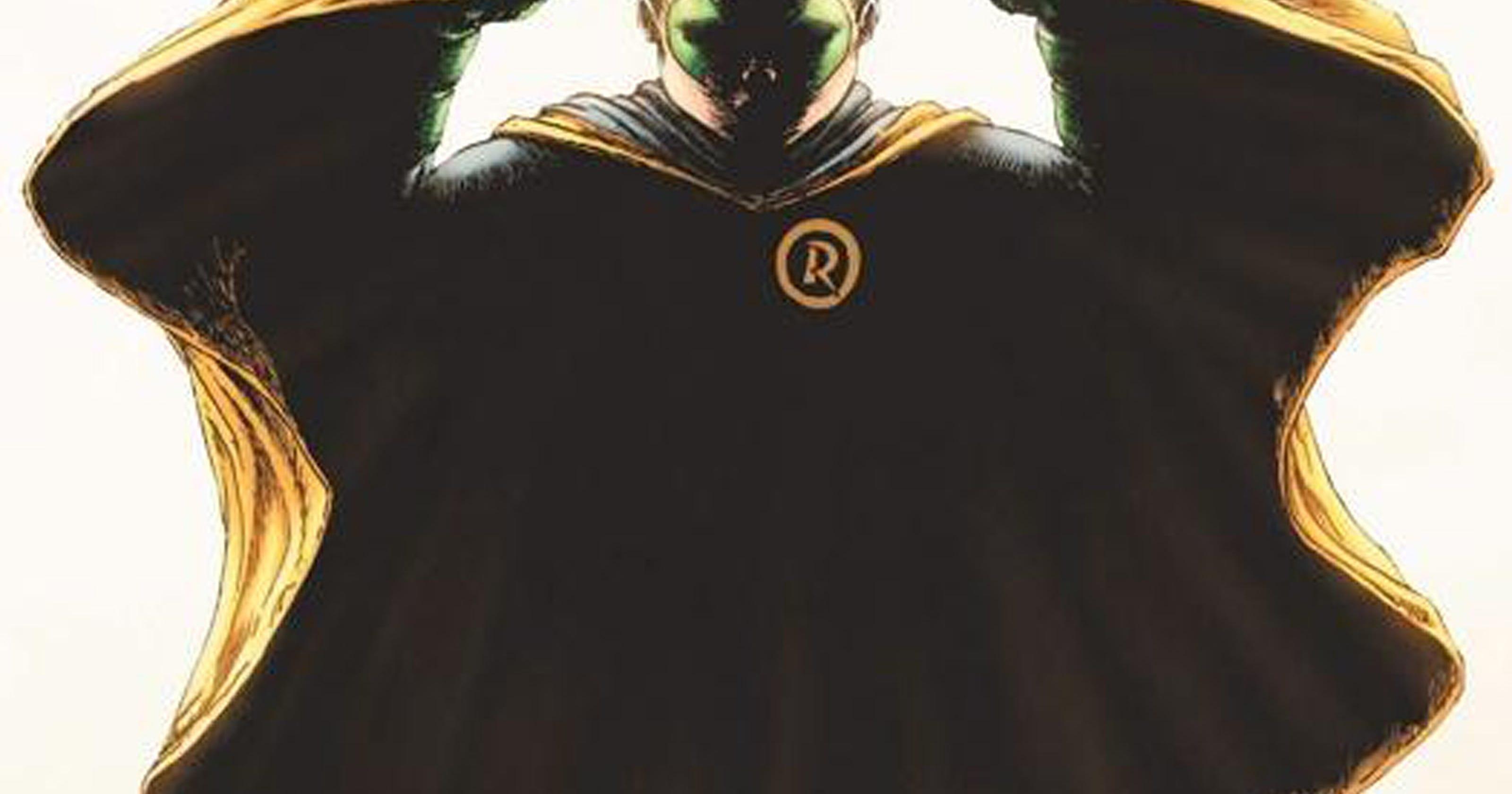 Boy Wonder no more? Writer ends career of current Robin