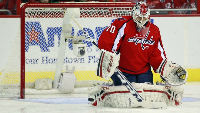 The Capitals and Braden Holtby agreed to a two-year contract extension on Monday.