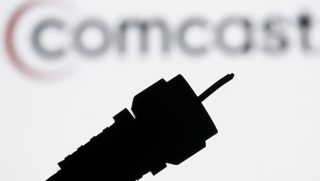 Comcast is one of five Internet service providers that will alert users engaging in online privacy.