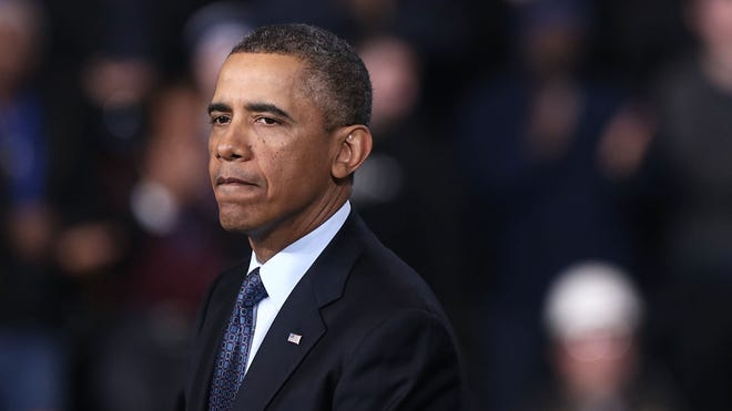 """""""The terrorists and criminals responsible for these attacks are resilient, technologically adept and adaptable,"""" President Obama wrote in explaining the administration's policy."""