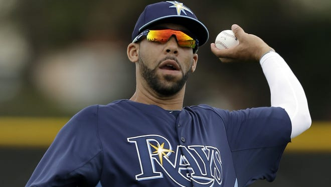 David Price allowed a hit and walked one in a 19-pitch outing in his spring debut.