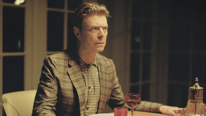David Bowie in The Stars (Are Out Tonight) video