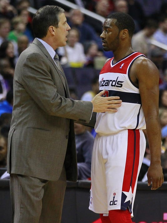7b45535a54a0 NBA A-Z  Randy Wittman kept Wizards from giving up
