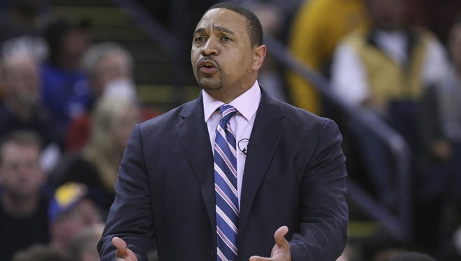 Golden State Warriors coach Mark Jackson will come home to debut as coach at MSG.