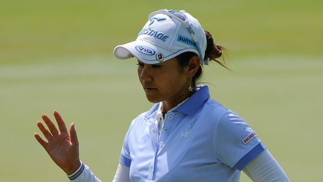 Ai Miyazato has withdrawn from this week's HSBC Women's Champions in Singapore.
