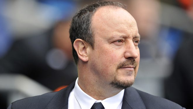 Chelsea manager Rafael Benitez said he will leave Chelsea at the end of the season.