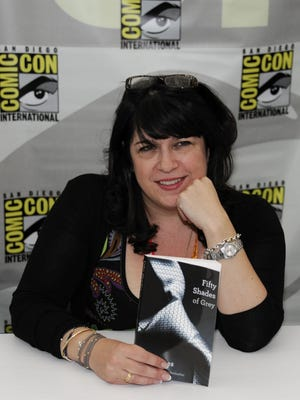 Prepare for a little less raunch in E.L. James' next novel.