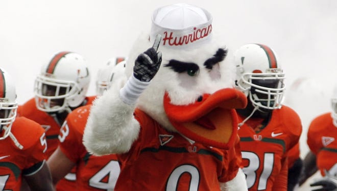 The University of Miami's athletics program has been under the NCAA microscope in this latest case for more than two years.