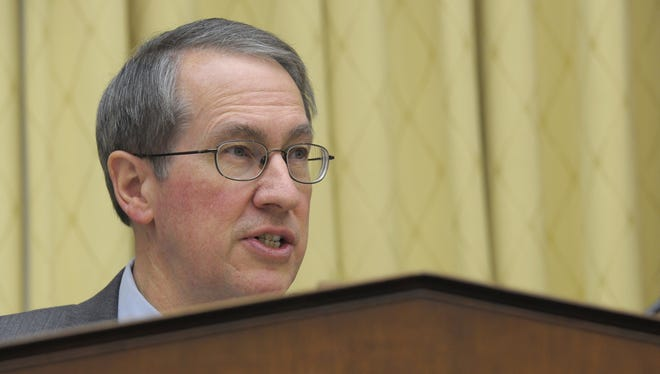 """""""I'm critical of the president's efforts to dictate to Congress,"""" said Rep. Bob Goodlatte, R-Va. """"I think the top-down approach is a mistake."""""""