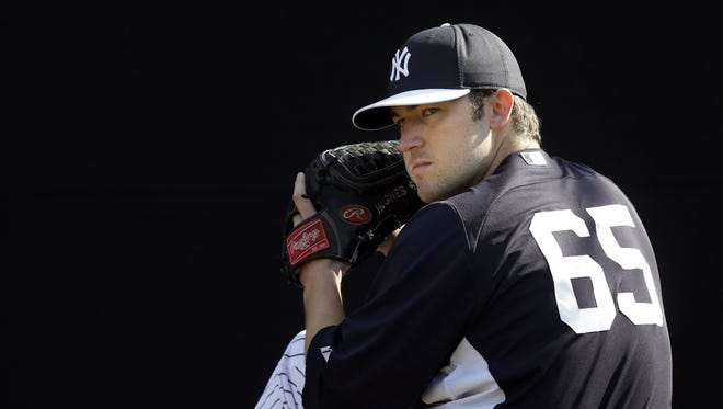 The Yankees' Phil Hughes was a 16-game winner in 2012.