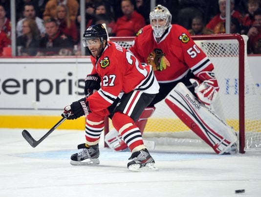 Allen: Why Chicago Blackhawks Are The Team To Beat
