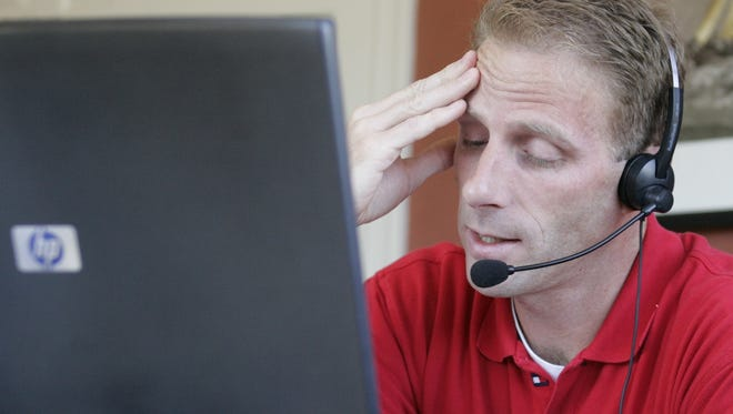 In 2011, 3.2 million employees telecommuted.