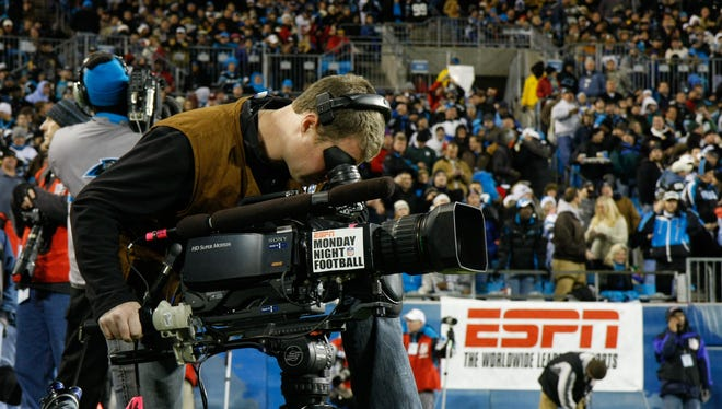 ESPN's increased TV rights fees for its 'Monday Night Football' is a dramatic example of the rise in rights fees. But as networks try to pass on the fee increases to cable TV operators, the rise in sports costs is just one reason your cable bill has gone up -- and might keep going up.