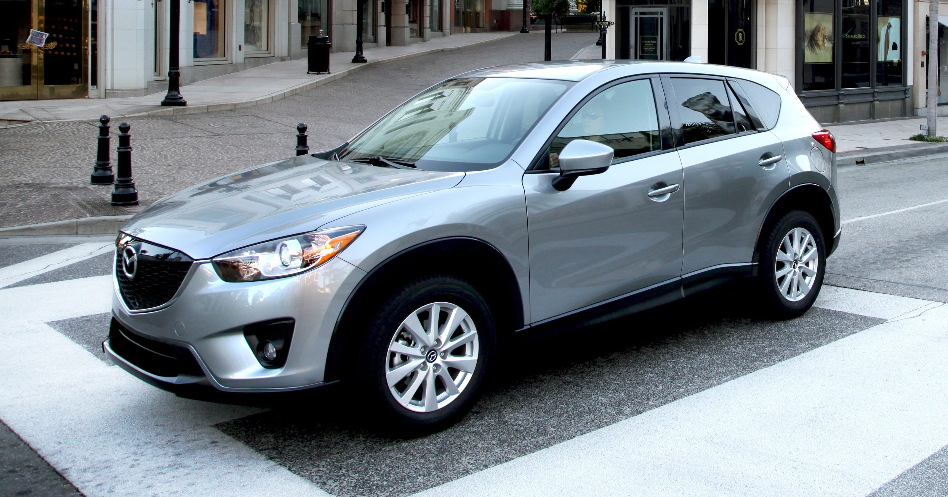 Test drive new engine cures what ailed mazda cx 5