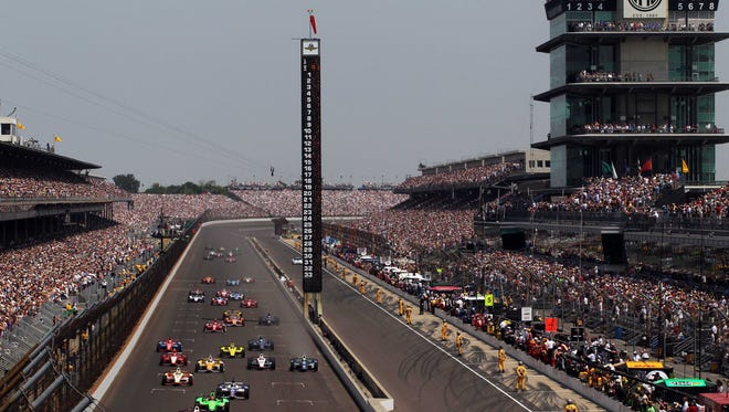 A consulting firm suggested that the Hulman-George family should use Indianapolis Motor Speedway more, including using the track for an IndyCar road race.