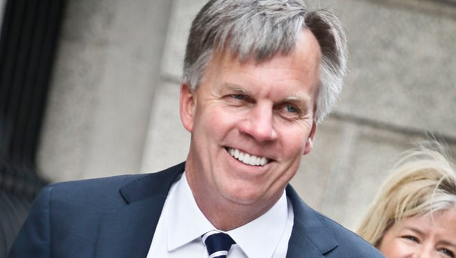 J.C. Penney CEO Ron Johnson's 2012 compensation included a $1.5 million salary and nearly $350,000 worth of personal travel on corporate aircraft.