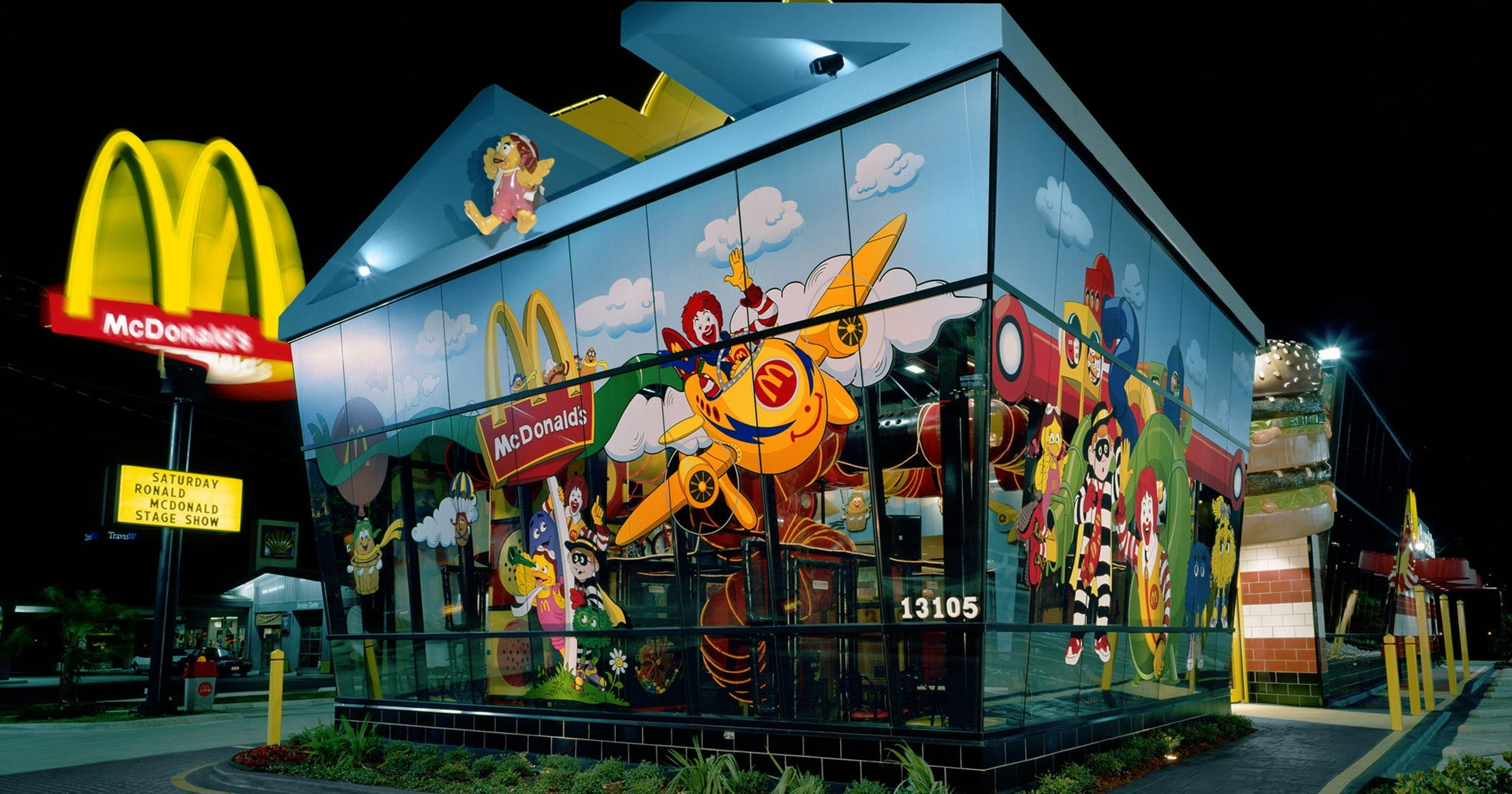 10 Coolest Mcdonald S Around The World