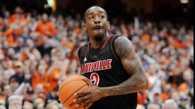 Louisville Cardinals guard Russ Smith had 18 points in his team's win over Syracuse.