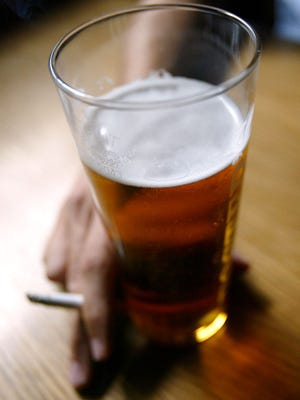 Alcohol abuse is the most common adult psychiatric disorder among childhood ADHD cases.