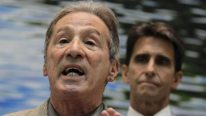State Assemblyman Tom Ammiano, left, introduced the measure last week.