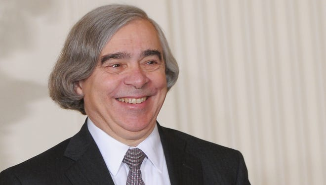 Ernest Moniz was a member of USEC's Strategic Advisory Council from 2002 to 2004