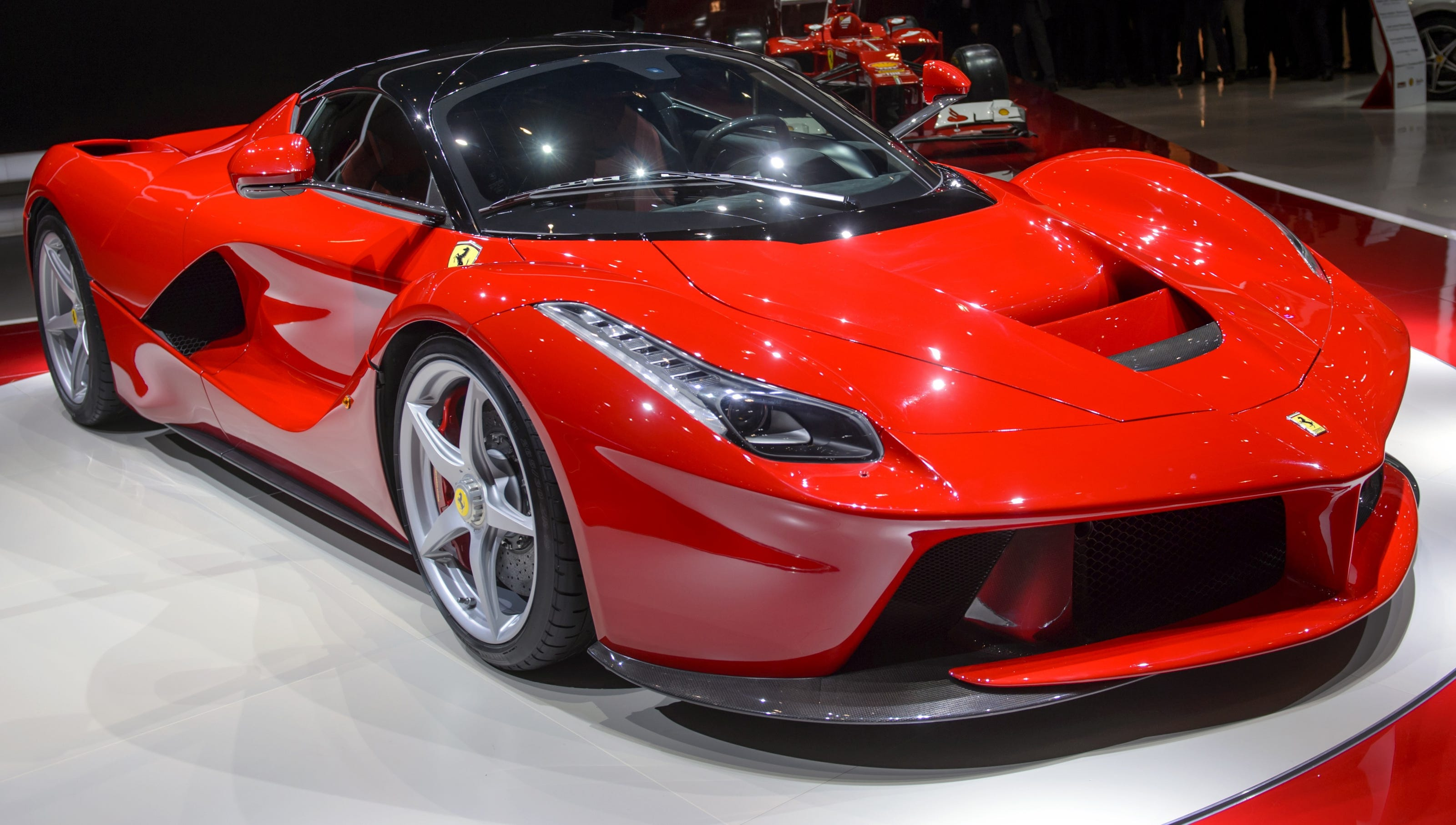 Fastest Ferrari Ever Unveiled And It S A Hybrid