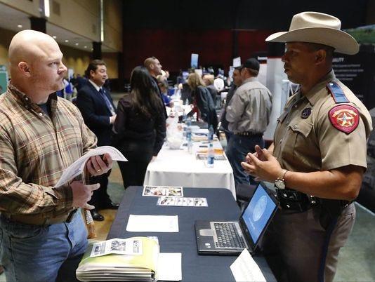 veteran job seeker
