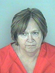 Mary Alday, of Crawfordville, Fla., is accused of waving a loaded gun at Walmart employees after her dollar-off Internet coupon was refused.