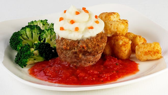More hospitals are joining Partnership for a Healthier America's program to offer healthier fare. Children's Healthcare of Atlanta now serves its young patients ground-turkey meatloaf shaped like a cupcake and topped with a dollop of mashed potatoes and shredded carrots.