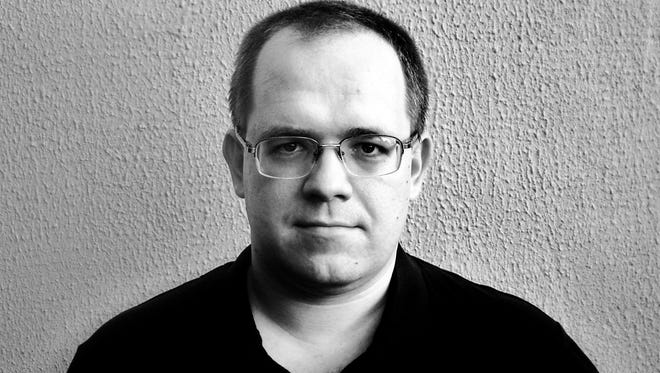 Evgeny Morozov, author of the book 'To Save Everything, Click Here: The Folly of Technological Solutionism.'