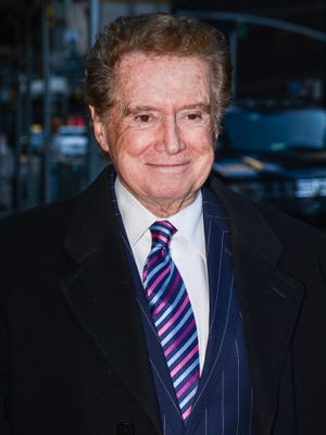 Regis Philbin will be the host of a new show Fox is creating for its upcoming sports cable channel, FS1
