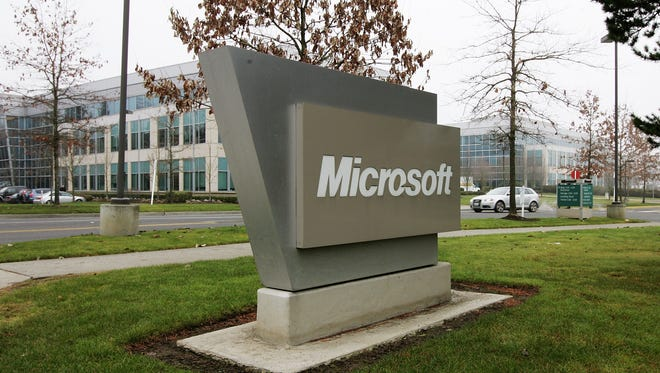 Microsoft is one of the companies with the most cash on hand.