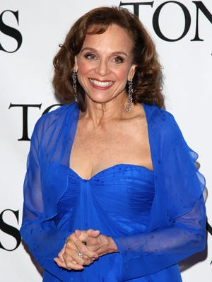 Actress Valerie Harper, pictured in 2010, has been diagnosed with terminal brain cancer.