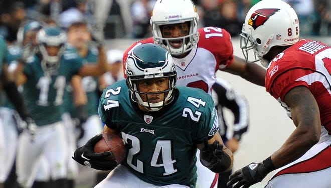 The Eagles did not keep CB Nnamdi Asomugha, the crown jewel of their 2011 free agent crop.