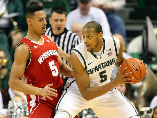 2013-03-07 Adreian Payne Michigan State