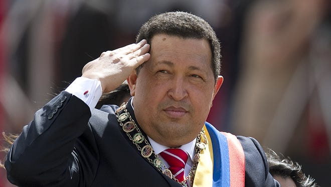 Venezuelan President Hugo Chávez, who led for 14 years, battled an unspecified cancer in the pelvic region.