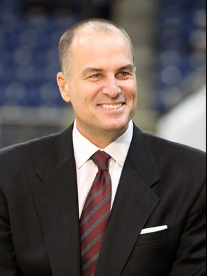 ESPN college basketball analyst Jay Bilas will be all over the network Saturday as everyone ratchets up toward the NCAA tournament