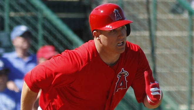 Angels outfielder Mike Trout's current fantasy market price guarantees that there is no way he will return fair value.