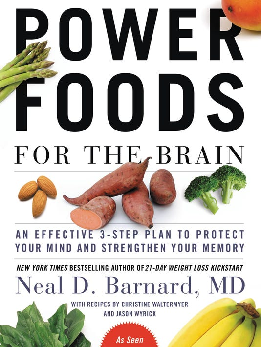 Power foods: New diet that might protect your brain