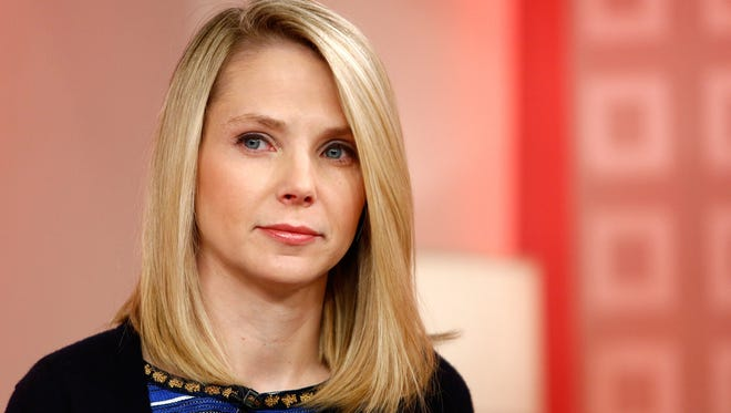 CEO Marissa Mayer has seen Yahoo share's jump 50% to a five-year high since she took over the company last July.