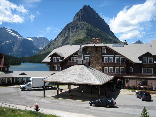 Many Glacier Hotel - DO NOT OVERWRITE
