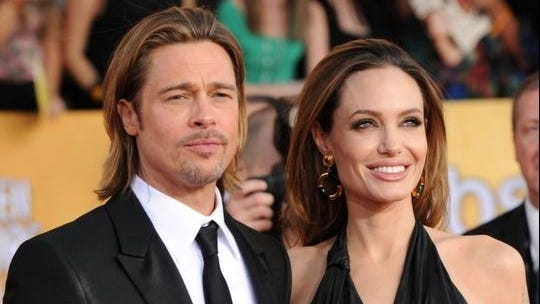 Actors Brad Pitt and Angelina Jolie have a foundation based in Delaware.