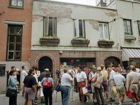 stonewall history