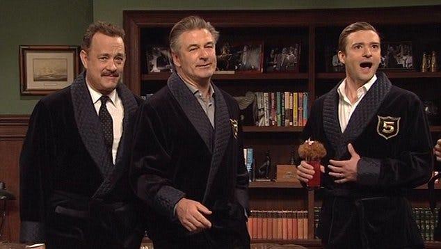 Justin Timberlake Andy Samberg SNL dating show Malvern dating Storbritannien