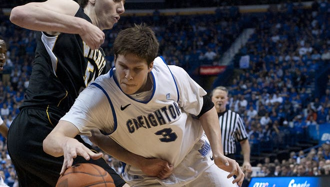 Wichita State, including forward Jake White, got physical with Creighton star Doug McDermott, who was held nine points below his season average.