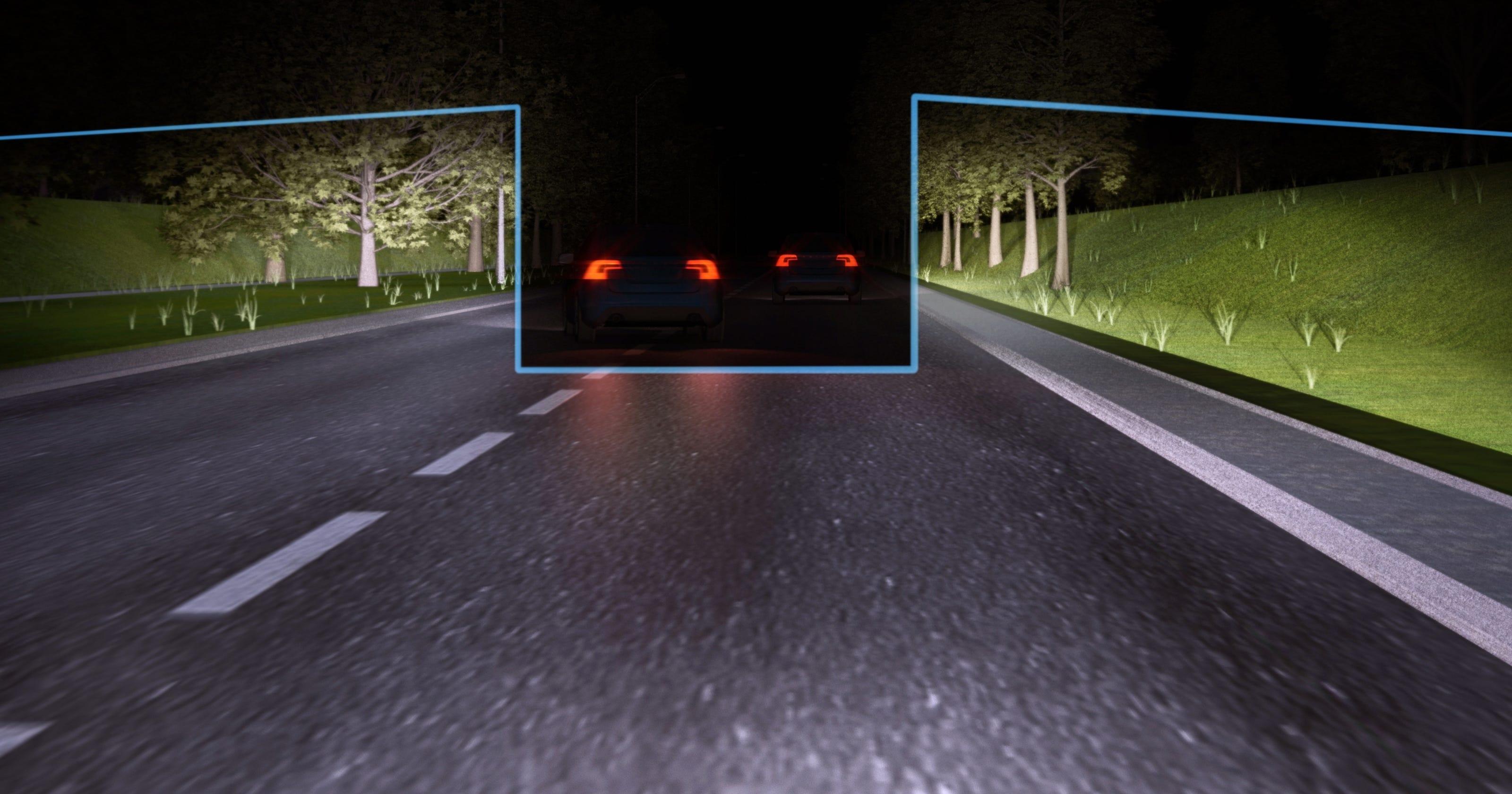 Cars' LED lighting revolution slowed by regulations