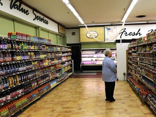 Food and beverage companies ranked by nutrition