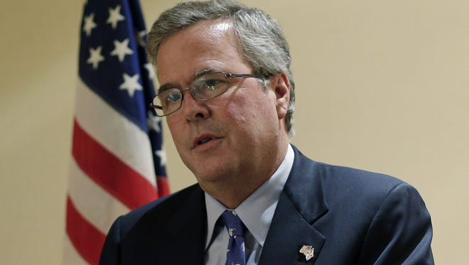 With the release of a new book, former Florida governor Jeb Bush joins field of presidential contenders for 2016.
